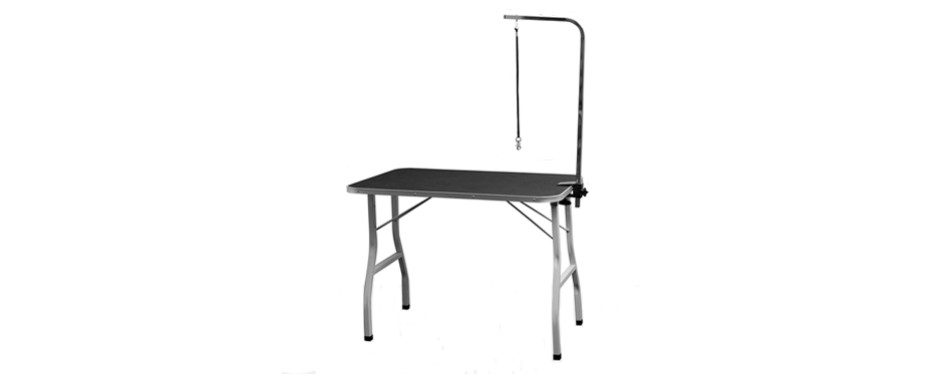paws and pals dog grooming table