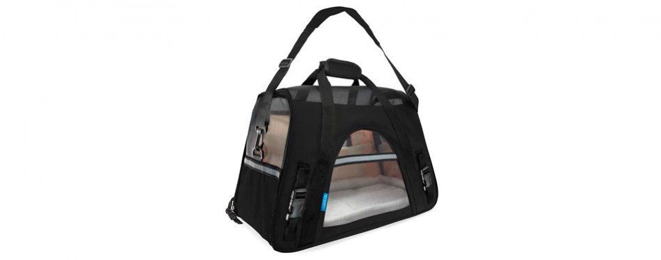 paws & pals airline approved cat carrier