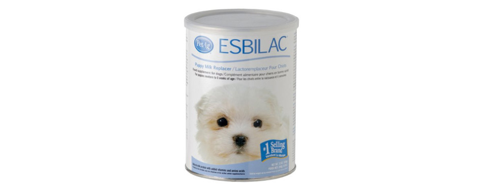 pet ag esbilac puppy milk replacer