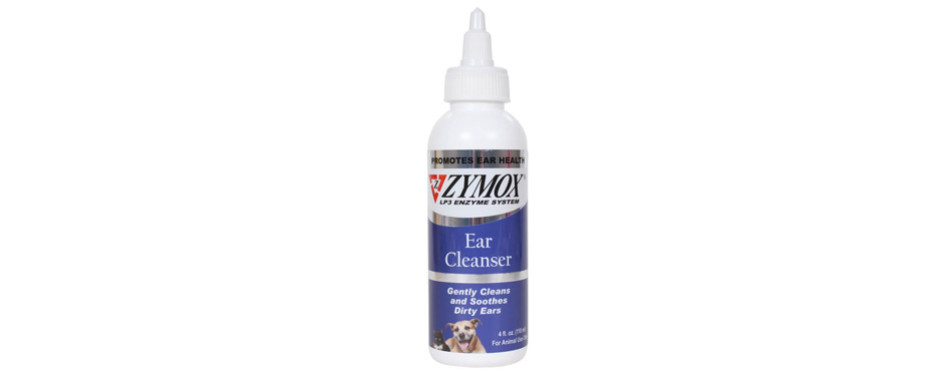 pet king brands zymox dog ear cleaner