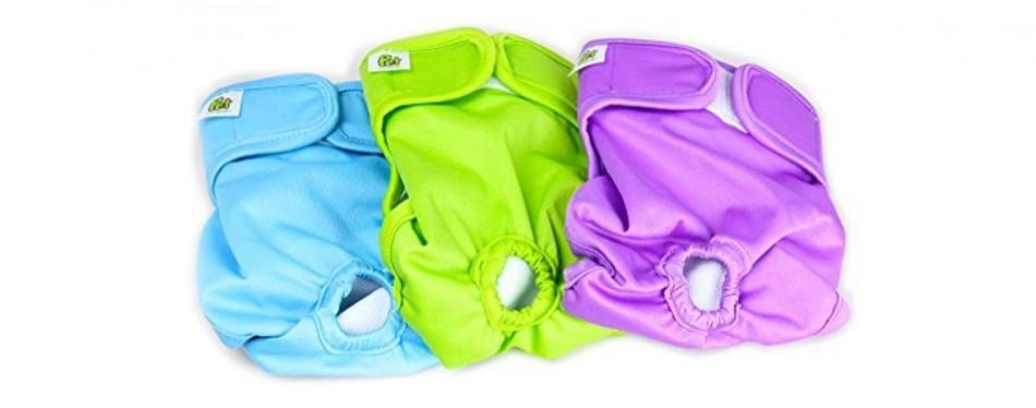 pet magasin reusable dog diapers