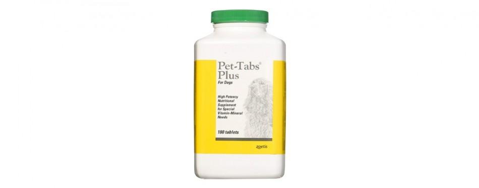 pet-tabs plus dog vitamins