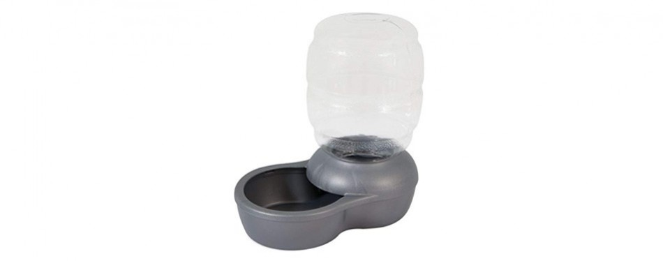 petmate replendish gravity cat water fountain