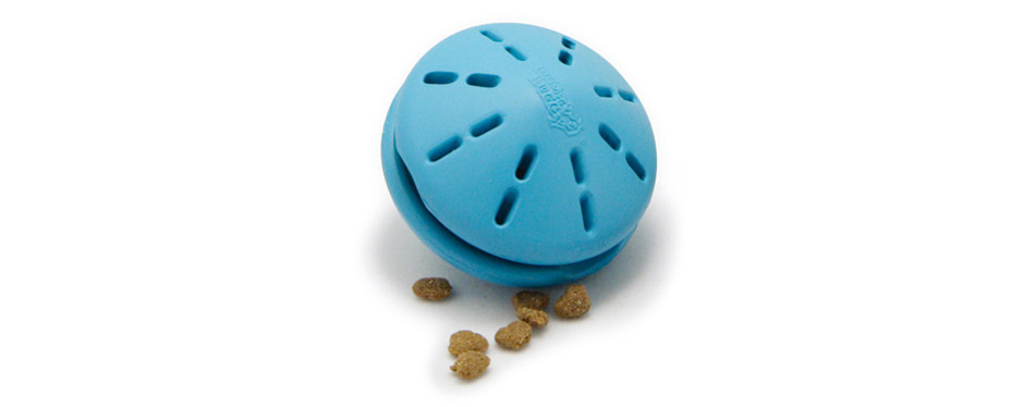 petsafe busy buddy twist 'n treat puppy toy