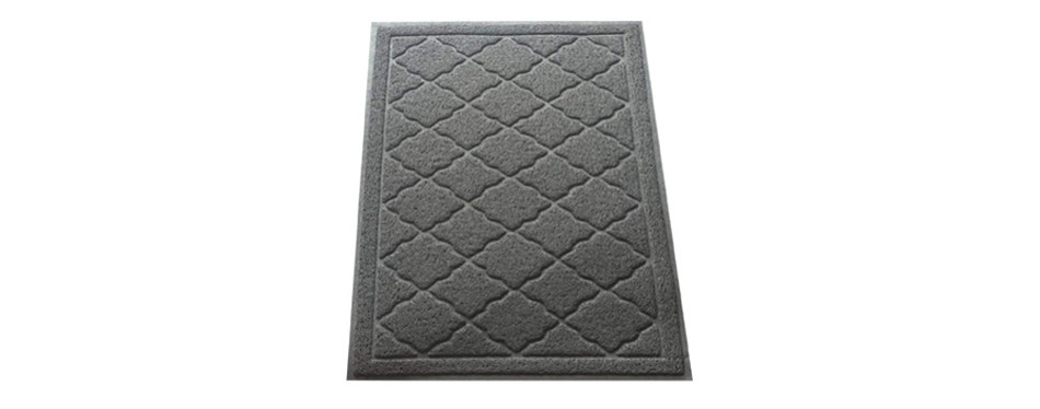 premium large cat litter mat