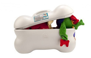 premium pick dog toy box