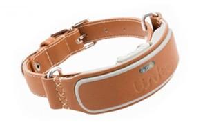 premium pick leather collar