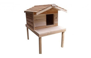 premium pick outdoor cat house