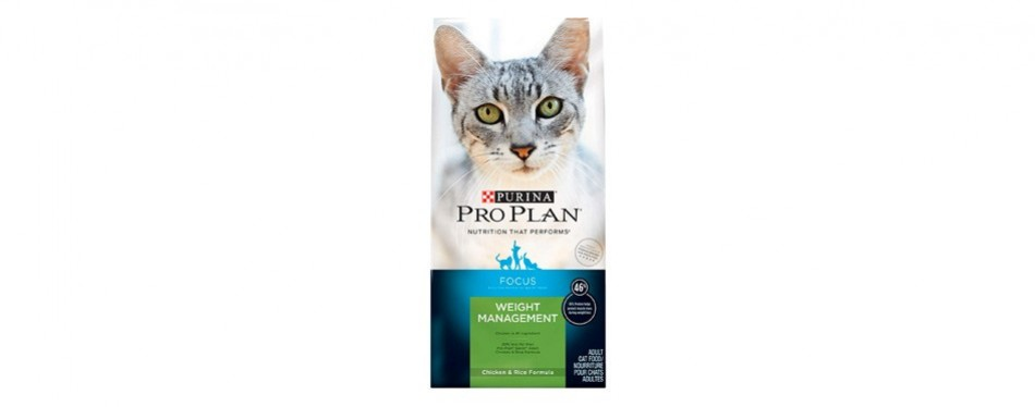 purina pro weight management cat food