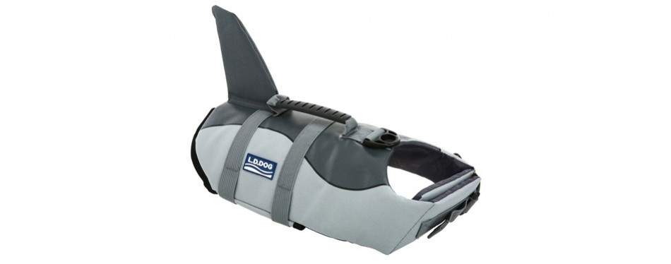 queenmore ripstop large dog life jacket