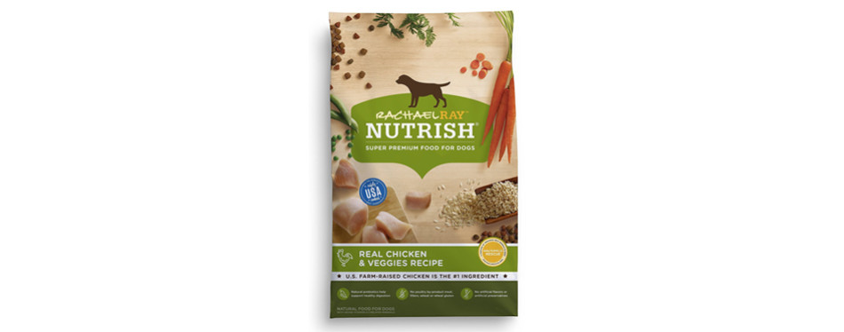 rachael ray dry dog food