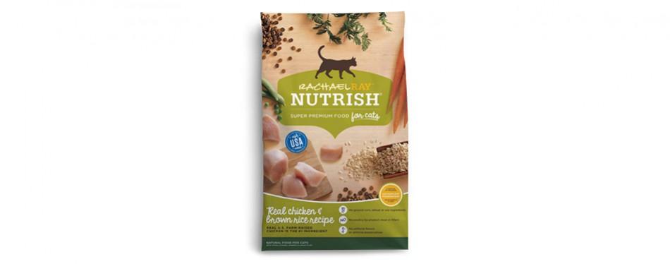 rachael ray nutrish natural dry cat food