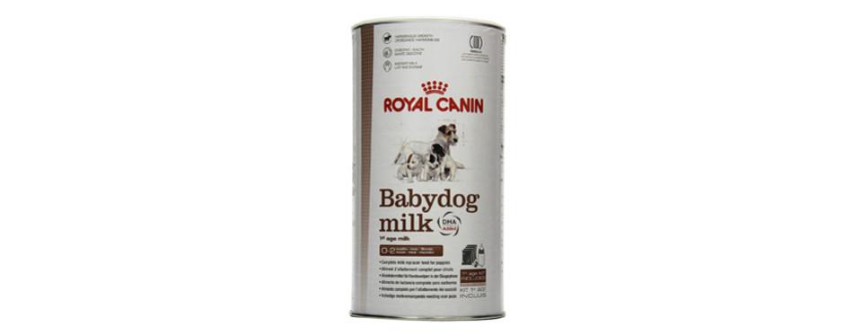 royal canin babydog puppy milk
