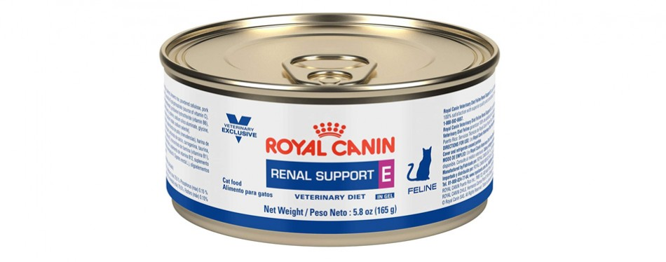 royal canin renal support wet cat food