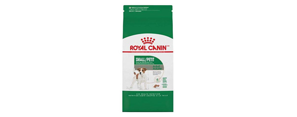 royal canin small breed dog food