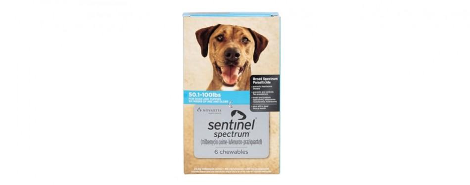 sentinel spectrum medicine