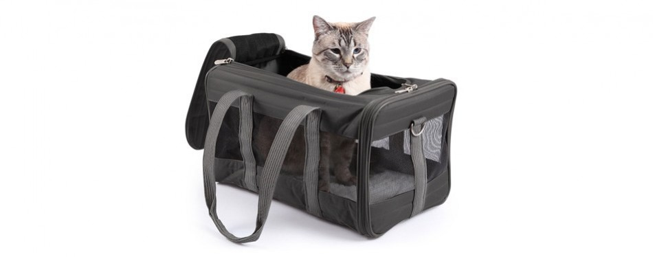 sherpa travel original deluxe cat carrier