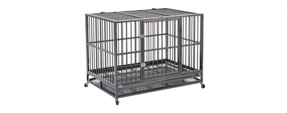sliverylake dog kennel