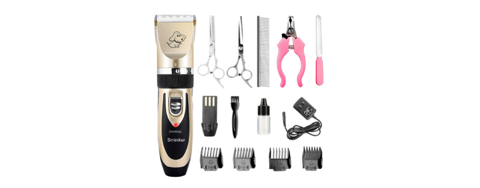sminiker professional clippers
