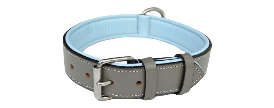 soft touch padded collar