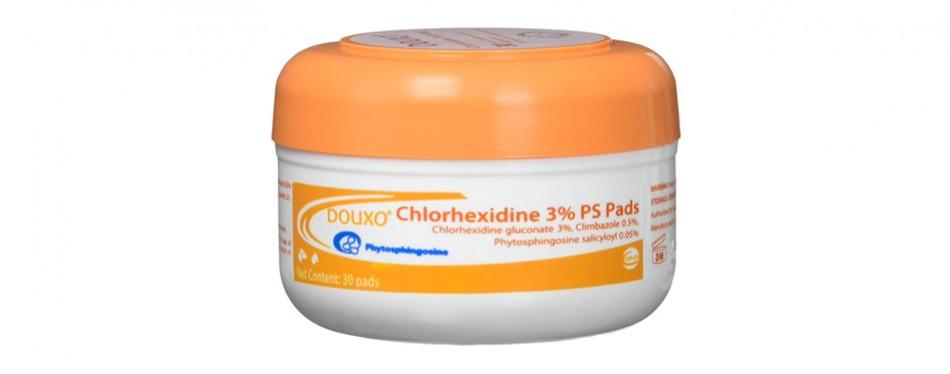 sogeval douxo chlorhexidine dog wipes