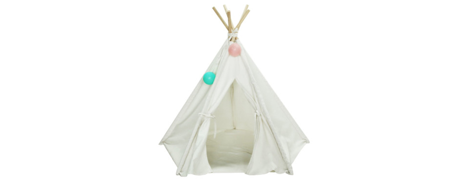 tanen tech dog teepee