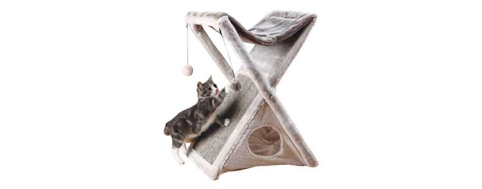 trixie pet products miguel cat scratching post