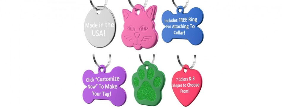 vet recommended id tags