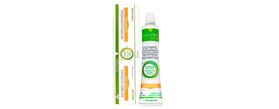 vetoquinol enzadent enzymatic dog toothpaste