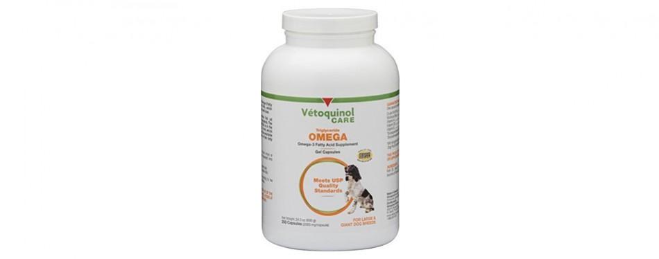 vetoquinol omega fatty acids for dogs