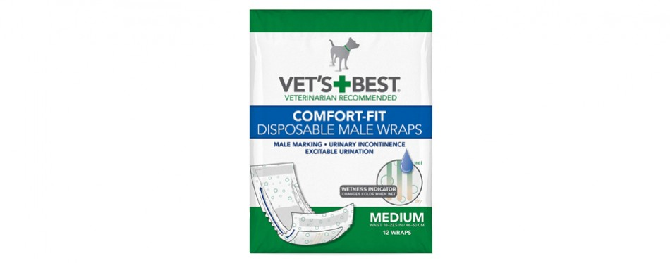vets best dog diapers