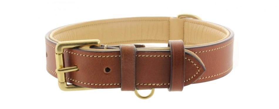 viosi leather collar