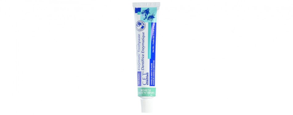 virbac cet enzymatic dog toothpaste