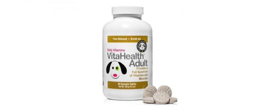 vitahealth adult dog vitamins
