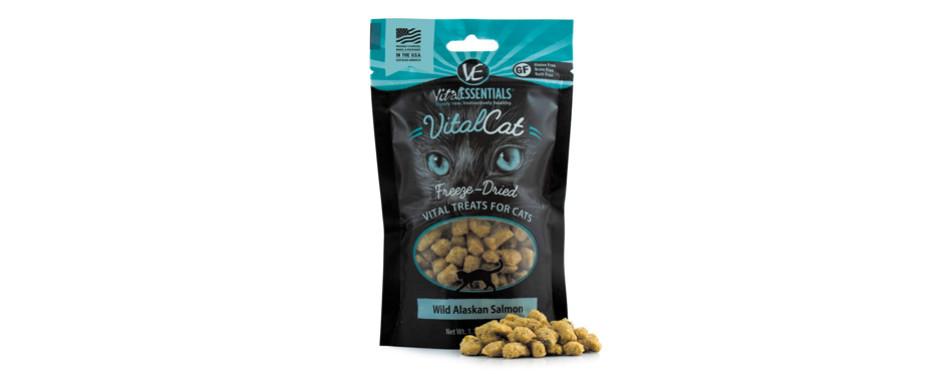 vital essentials grain free limited ingredient cat treats