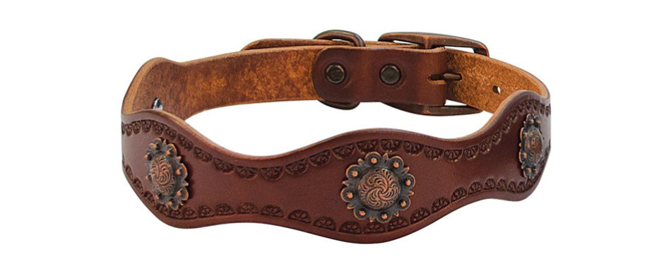 weaver leather collar