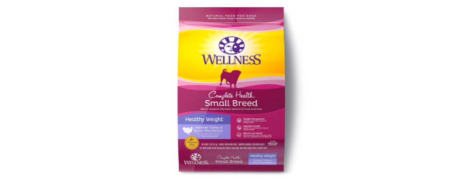 wellness complete health weight loss dog food