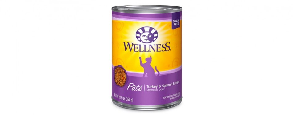 wellness complete health wet cat food