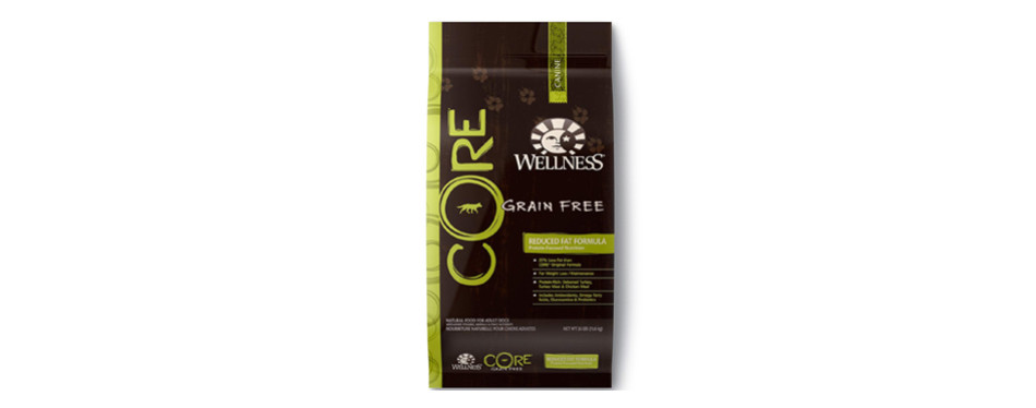 wellness core dog food for pitbulls