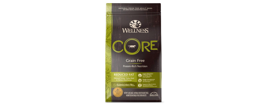 wellness core natural low sodium dog food