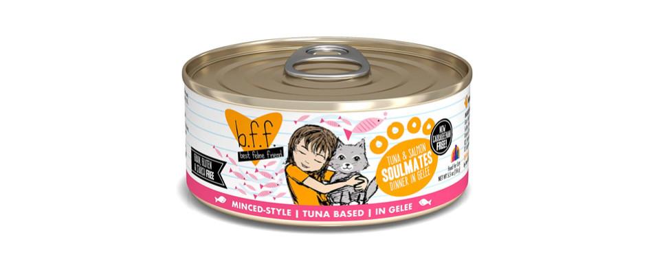 weruva b.f.f. grain-free wet cat food