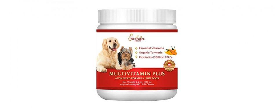 wetnozehealth dog vitamins