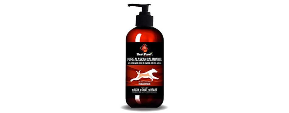 wild alaskan salmon oil for dogs
