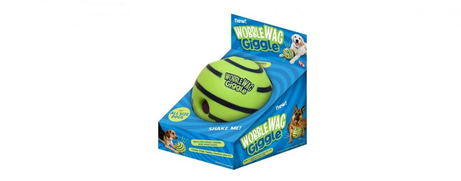 wobble wag ball