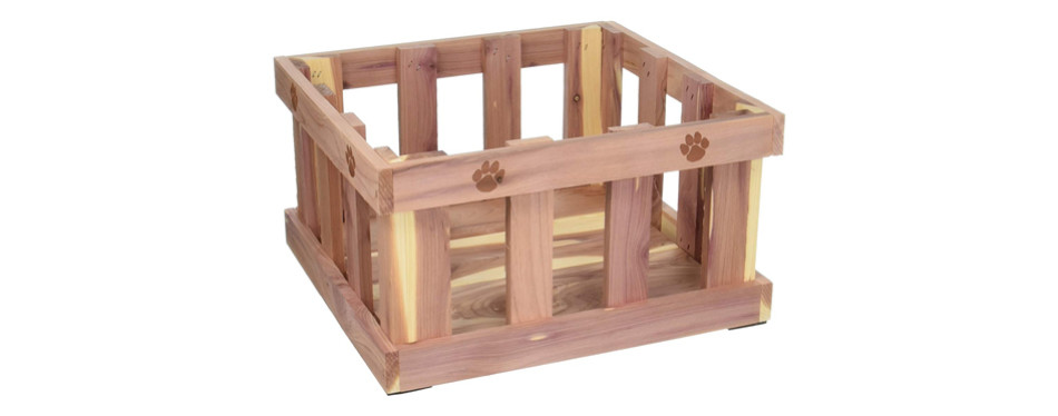 woodlore toy box