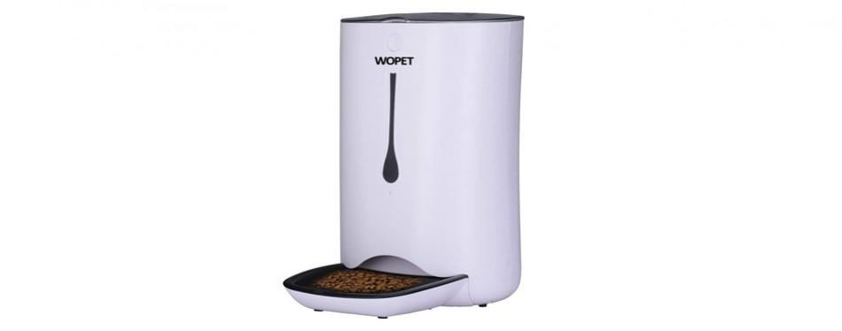 wopet food dispenser