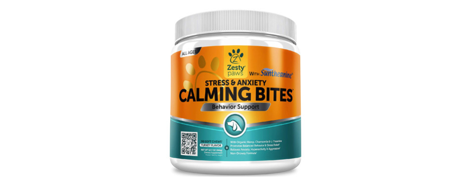 zesty paws dog supplements