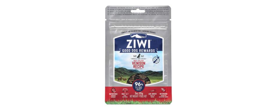 ziwipeak air-dried dog treats