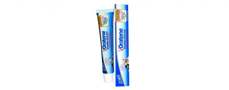 zymox oral care therapy dental gel cat toothpaste